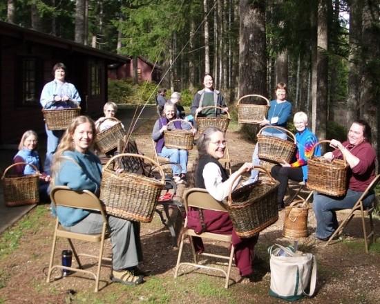 Basket Weaving For Elementary Students : Gallery community melinda west gardens basketry