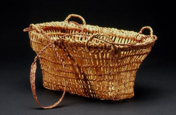 Northwest Coast Burden Basket