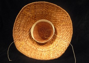 Cedar Hat Inside