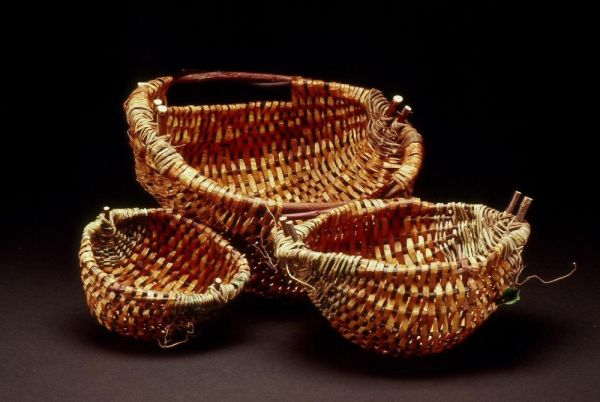 Potato Baskets in Three Sizes
