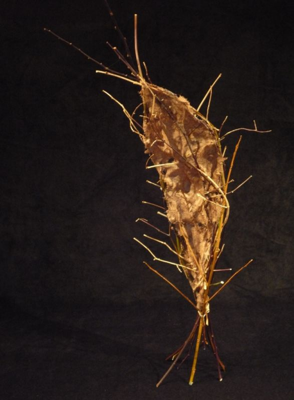 Paper Making and Sculptural Work