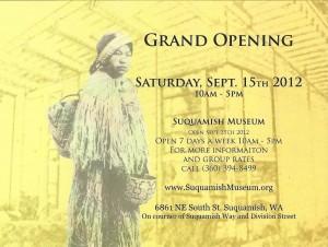 New Suquamish Museum Opens