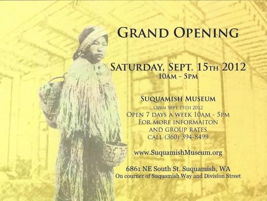 1-Suquamish Museum Opening