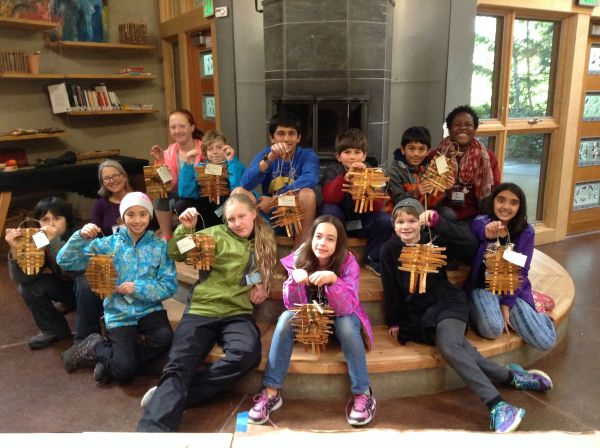 Weaving With Western Red Cedar