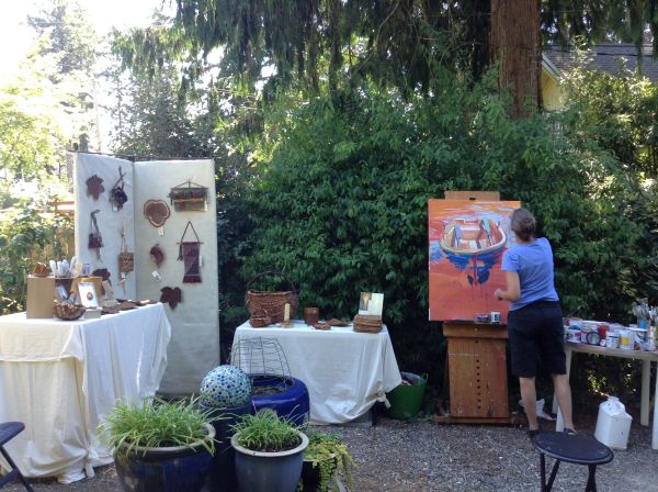 Sterling Studio Art Sale 2015