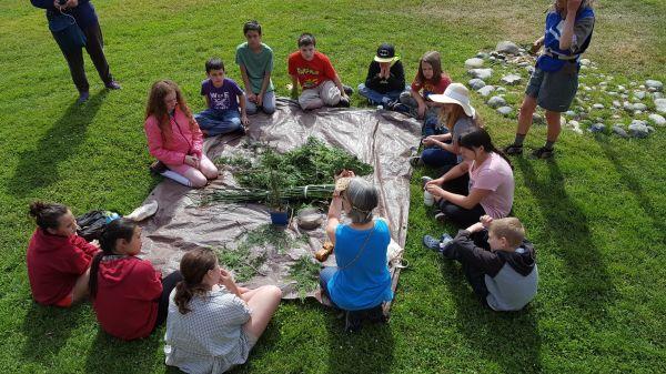 Suquamish Elementary Students
