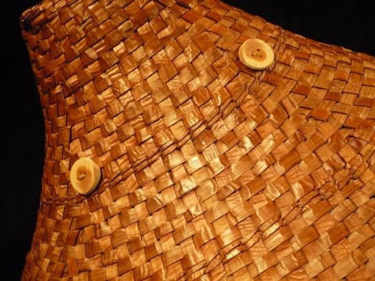 Cedar Hat, detail