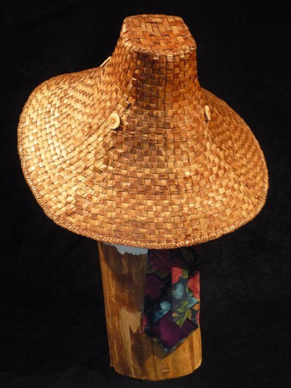 Cedar Hat, back