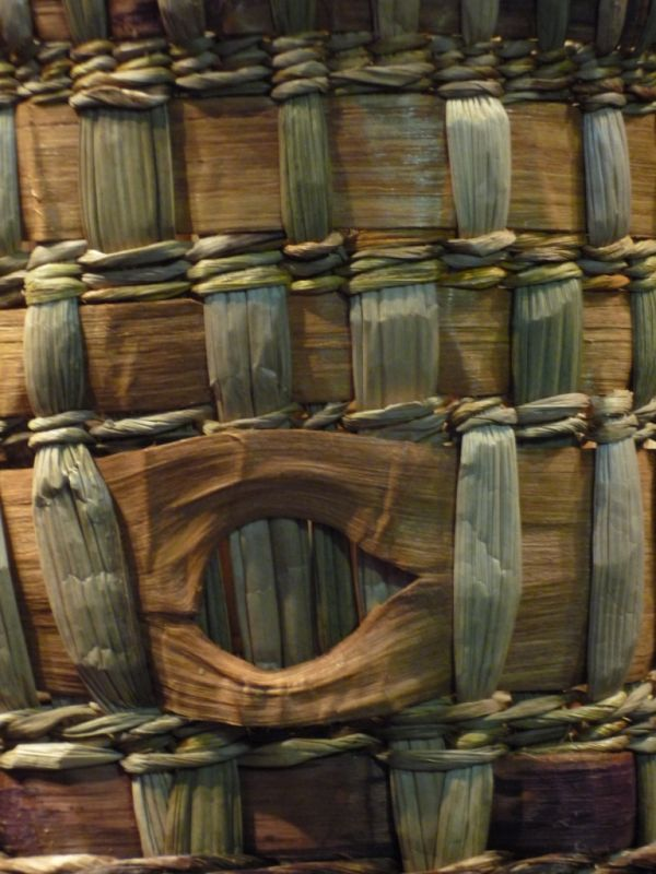 Detail, Cattal and Cedar