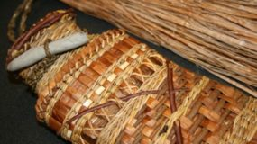 Weaving with Cedar