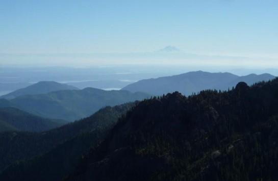 10-7-12-7 Mt T, Hood Canal, Mt Tahoma (Rainier)