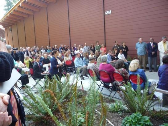 3-Witnesses, Suquamish Museum Opening, 9-14-12