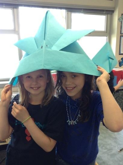Pond Kids prepare costumes