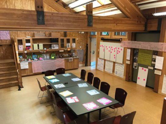 IslandWood learning lab 2