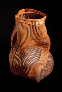 Basket By Polly Adams Sutton