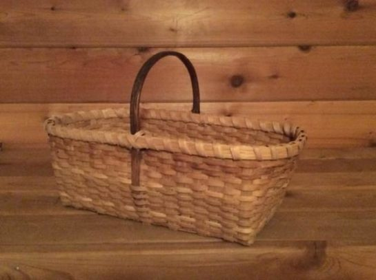 Linnie Vellieux Cumberland White Oak Basket