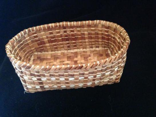 Jo Hart Cedar Trinket Basket