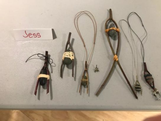 Jess' artifact replicas