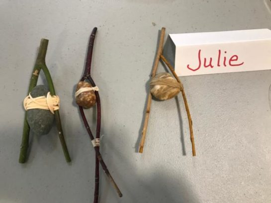Julie's artifact replicas
