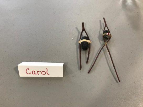 Carol's artifact replicas