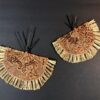 Two Small Cedar Wings by Melinda West